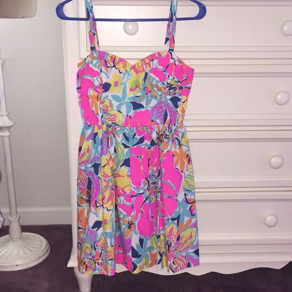 Lilly Pulitzer Dresses & Skirts - lilly pulitzer christine dress
